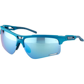 Rudy Project Keyblade Gafas, pacific blue matte/multilaser ice